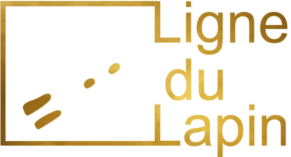 ligne du lapin logo