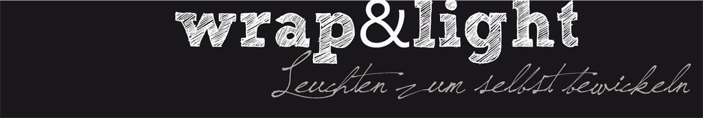 wrap&light logo
